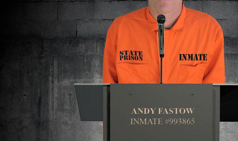 Criminal Speaker